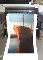 1 - vliesbehang printen