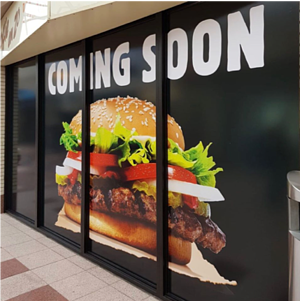 Burger King easydot