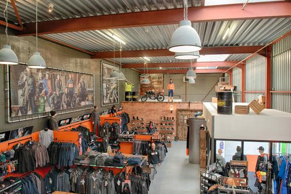 Easy Dot 180 Hengst Workwear 1-600