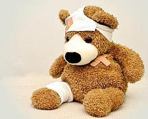 Medische toepassingen zelfklevende folie