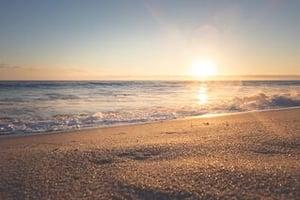 Beachvlaggen de ultieme blikvanger, ook buiten het strand