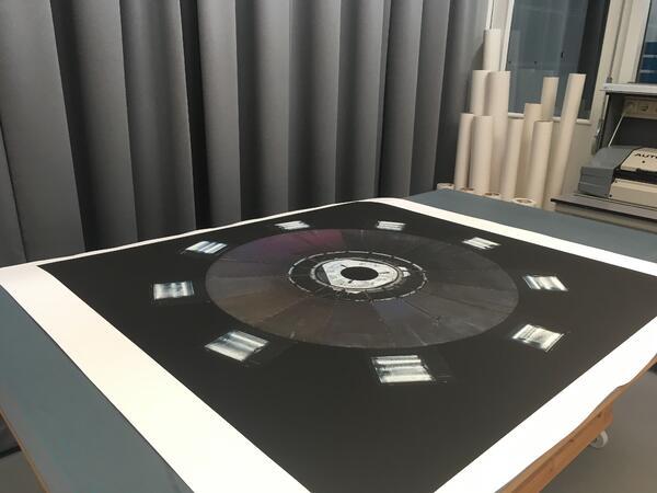 Fotos printen, afwerken en aanbrengen met gudy opplakfolie 1