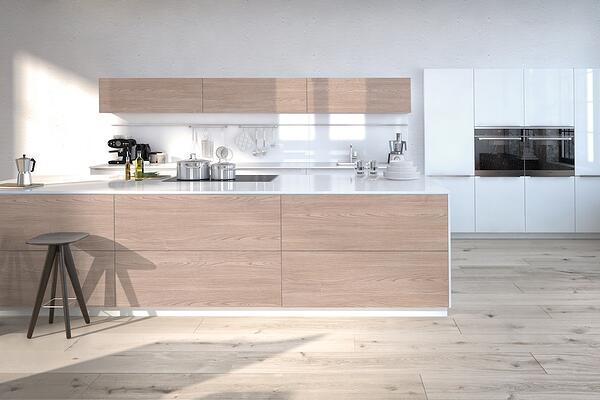 Zelfklevende meubelfolie keuken 1