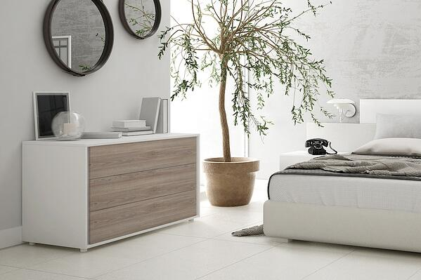 Zelfklevende meubelfolie slaapkamer 2