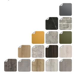 Zelfklevende meubelfolie varianten