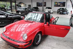 hoe reparatietape een oude Porsche Carrera oplapt 1