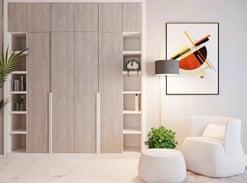 Easystyle zelfklevende meubelfolies houtlook