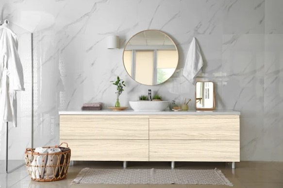 Easystyle zelfklevende meubelfolies sanitair
