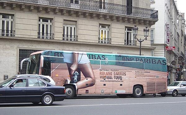 One Vision Bus