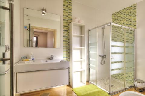 Zelfklevende folie interior design - etched glass