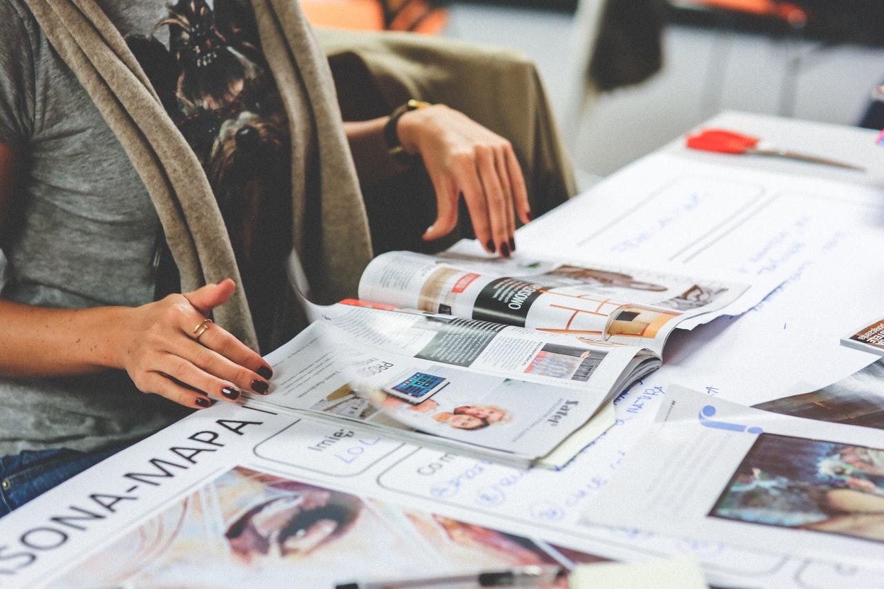 4 trends voor 2021 die invloed hebben op het gebruik van print